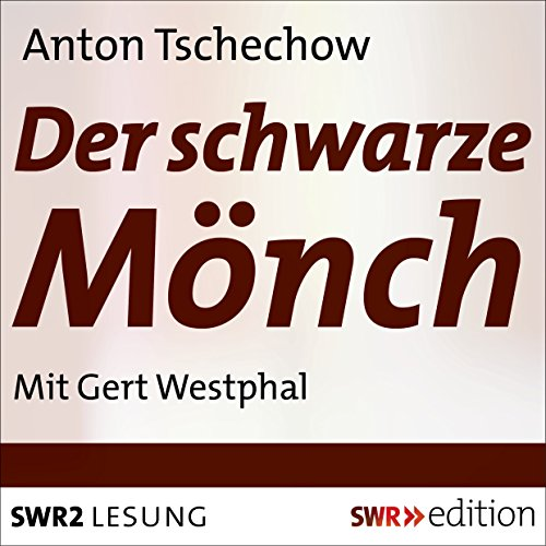 Der schwarze Mönch audiobook cover art
