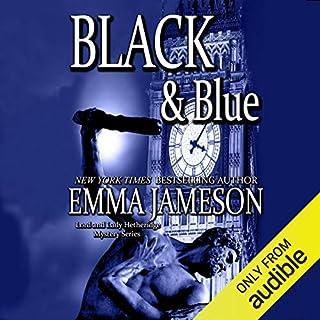 Black & Blue audiobook cover art
