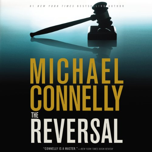 The Reversal audiobook cover art