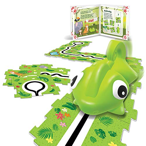 Learning Resources Coding Critters Go Pets Dart The Chameleon, Early Coding Toy, Ages 4+, Multi