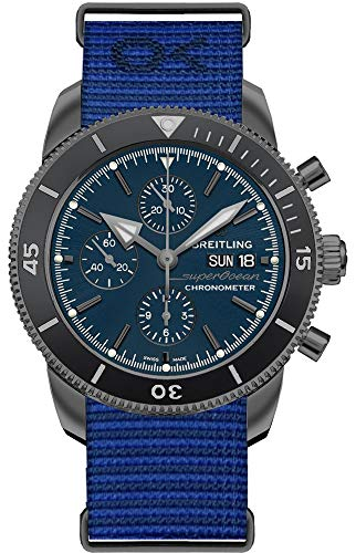 Breitling Superocean Heritage II Montre chronographe 44 pour homme