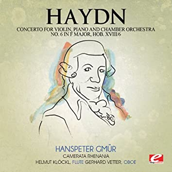 Haydn: Concerto No. 2 for Flute, Oboe and Orchestra in G Major, Hob. VIIh/2 (Digitally Remastered)