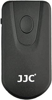 Wireless Shutter Release JJC Infrared Shutter Remote Control for Canon T7i T6i T6s T5i T4i T3i T2i T1i XSi XTi SL1 7D Mark II 6D Mark II 5D Mark III 5D Mark II 77D 70D 60D Replaces Canon RC-1/RC-6