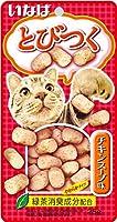 (まとめ買い)いなばペットフード とびつく チキンスープ味 25g QSC-213 猫用 【×24】