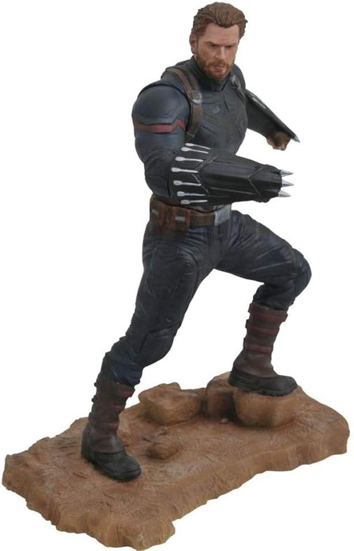 Seleccione de las marcas más nuevas como WYZBD Modelo Modelo Modelo de Juguete Capitán América Avengers Infinite War Estatua Mano Modelo Modelo Colección Decoración  grandes ofertas