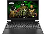 (Renewed) HP Pavilion Gaming 10th Gen Intel Core i5 Processor 16.1-inch FHD Gaming Laptop (8GB/1TB HDD + 256GB SSD/Windows 10/MS Office/NVIDIA GTX 1650 4GB/Shadow Black), 16-a0022TX