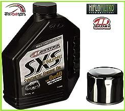 SXS Premium Side x Side Engine Oil Change Kit for Yamaha Rhino 450/660, 3 L HF303C