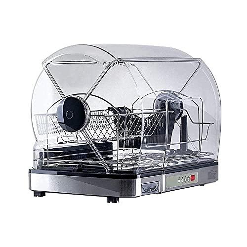 YXYY Smart Mini Lavadora Lavavajillas Platos Lavadora Secadora Tipo de Lavado por Goteo de Acero Inoxidable