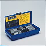 IRWIN HANSON Lugnut Extractor Set, 5-Piece (54125)