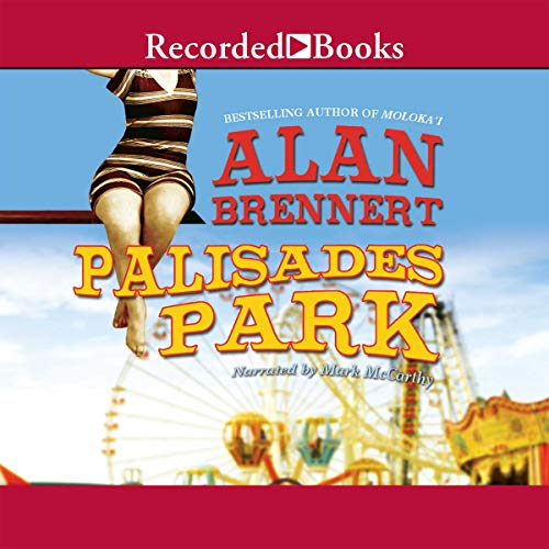 Palisades Park audiobook cover art