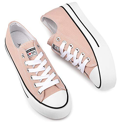 Top 10 best selling list for flat platform lace up shoes