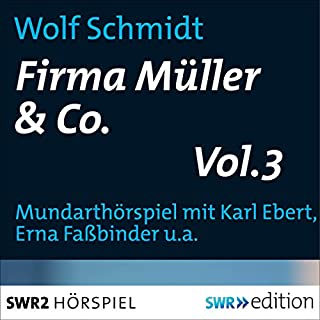 Firma Müller & Co. 3 Titelbild