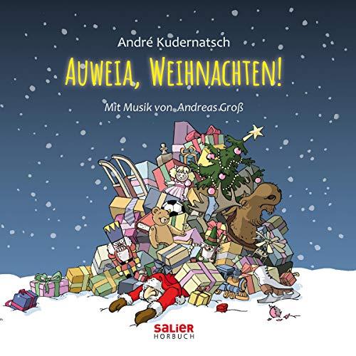 Auweia, Weihnachten! Titelbild