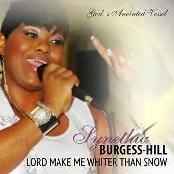 Lord Make Me Whiter Than Snow