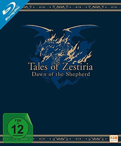 mächtig der welt Geschichten von Zestiria – Die Morgendämmerung des Hirten – OVA [Blu-ray]
