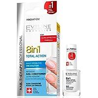 Eveline Cosmetics Acondicionador para uñas 8en 1, 12ml