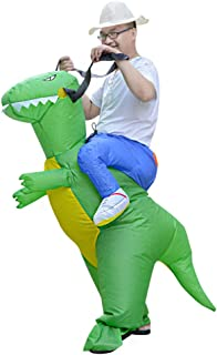 Inflatable Unicorn Rider Costume   Inflatable Costumes for Adults Or Child   Halloween Costume   Blow Up Costume