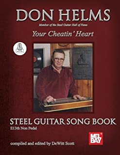Don Helms: Your Cheatin' Heart - Steel Guitar Song Book (Book/Online Audio) +Telechargement