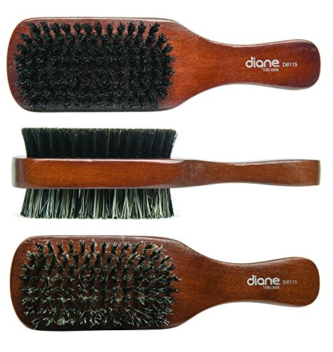 smoothing boars hair brush - 2