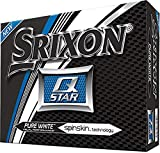Srixon Q-Star 4 Golf Balls 2017 1 Dozen Yellow