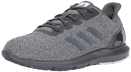 adidas Men's Cosmic 2 Sl m Running Shoe, Grey Five/Grey Five/Black, 7 Medium US