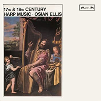 17th & 18th-Century Harp Music