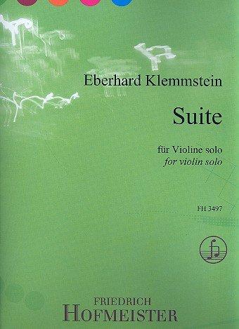 Suite: Violine. Schwierigkeitgrad: 4