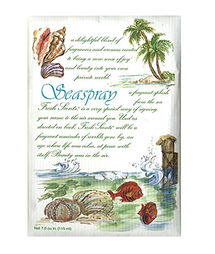 Willowbrook Fresh Scents Scented Sachet - Seaspray
