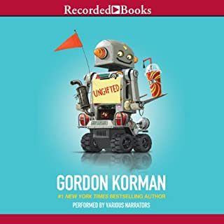 Ungifted                   Written by:                                                                                                                                 Gordon Korman                               Narrated by:                                                                                                                                 Jonathan Todd Ross,                                                                                        Richard Poe,                                                                                        Erin Moon,                   and others                 Length: 6 hrs and 14 mins     14 ratings     Overall 4.7