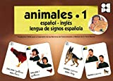 Vocabulario fotográfico elemental - Animales 1 (granja) (Vo