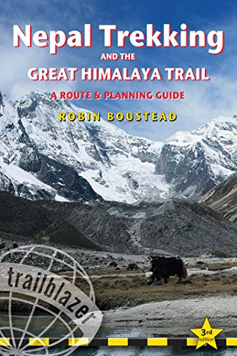 Nepal Trekking & the Great Himalaya Trail: A Route & Planning Guide