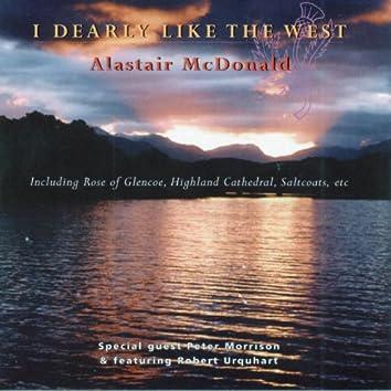 I Dearly Like The West