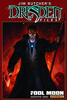 Jim Butcher s The Dresden Files  Fool Moon Volume 2