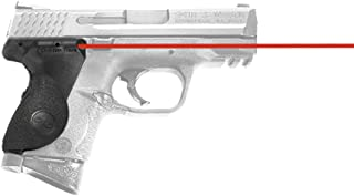 Crimson Trace LG-661 Lasergrips Red Laser Sight Grips for Smith & Wesson M&P Compact Pistols