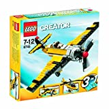 LEGO - 6745 - Jeu de construction - LEGO Creator – L'avion à hélice