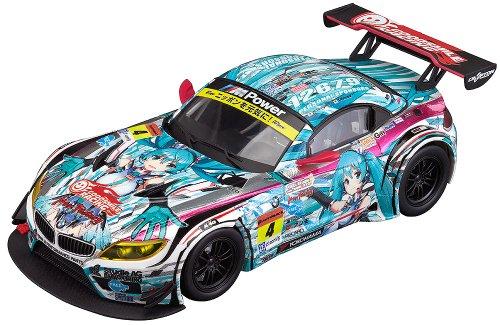 レーシングミク 2013ver. GSR 初音ミク BMW 2013 最終戦ver. (1/32スケール ABS製塗装済み完成品ミニカー)