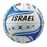 GILBERT-Mini balón de netball [Israel]