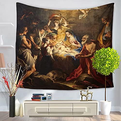 Arte tapiz simple tapiz de mármol serie tapiz decorativo salón dormitorio decoración de la pared tapiz