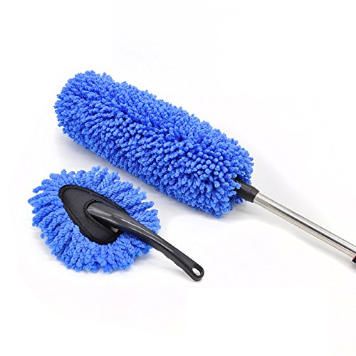 Tianzhensuiyue@ autokwast/stofshan sub/anti-grijze markt/reiniging mops/autowas/gereedschap mandje mops wissen/auto met een borstel. C