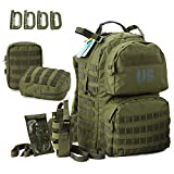 Military Army Backpack,...image