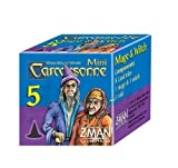 GoDeire(TM) Carcassonne Mini 5 Mage and Witch New