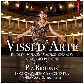 Vissi d'Arte - Immortal Soprano Arias from Operas by Giacomo Puccini