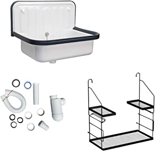 Alape Bucket Sink and Utensilo Storage Caddy Bundle (Alape Elite Bundle)