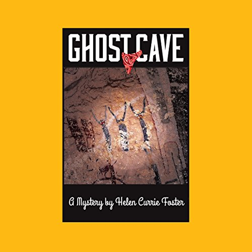 Ghost Cave audiobook cover art