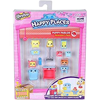 Happy Places Shopkins Decorator Pack Puppy Pa | Shopkin.Toys - Image 1