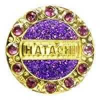 羽立(HATACHI) クリスタルマーカー BH6035 68 パープル