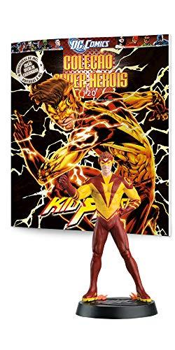 Dc Figurines. Kid Flash