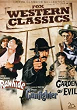 Fox Western Classics: (Rawhide / The Gunfighter / Garden of Evil)