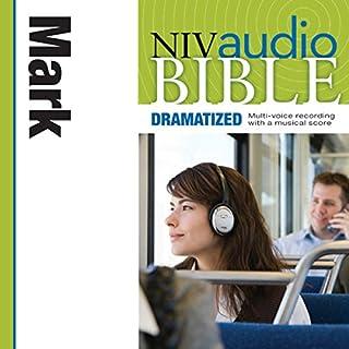 NIV Audio Bible, Dramatized: Mark cover art