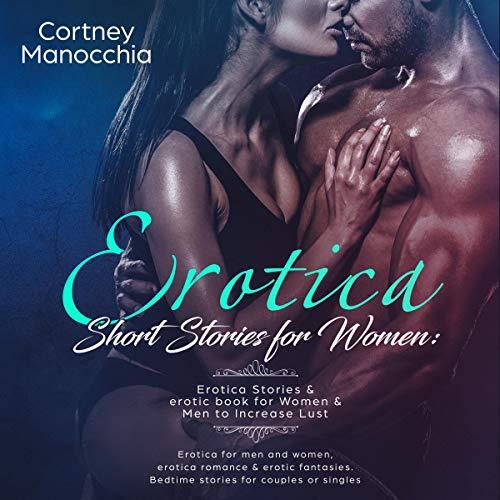 Erotica: Short Stories for Women audiobook cover art